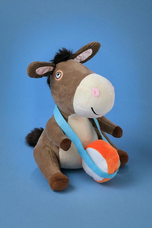 Crash Bang Donkey toy