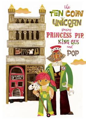 The Ten Coin Unicorn