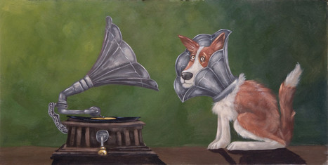 bob, cone, gramophone.jpg