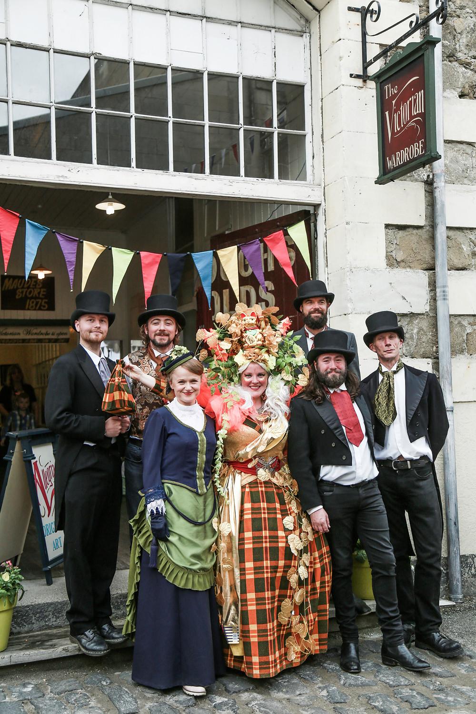 The Victorian Wardrobe