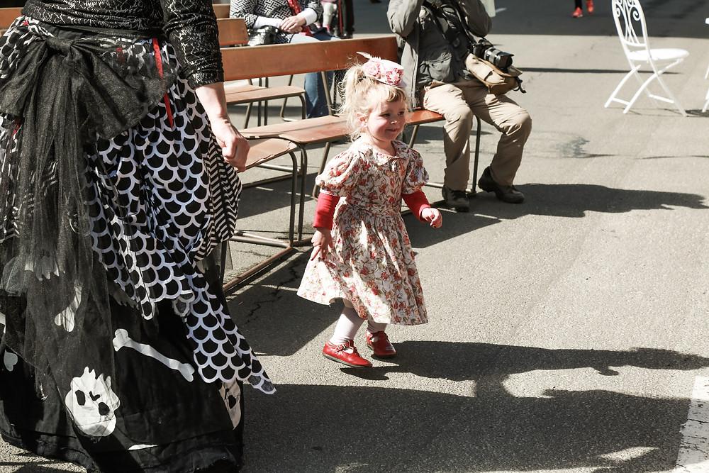Dancing Oamaru Victorian Fete