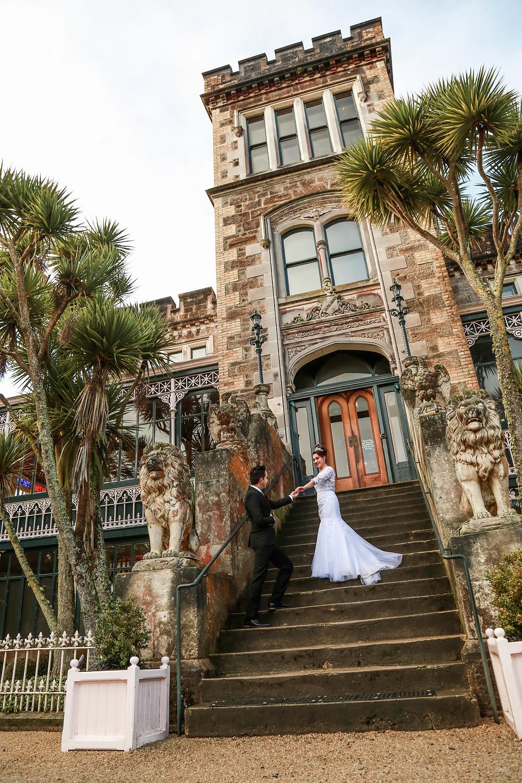 Larnach Castle Wedding Photography