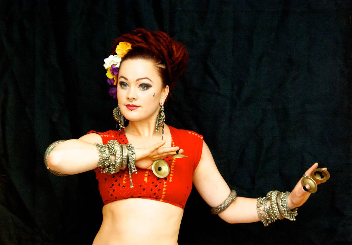 Belly Dancer, Lisa Ambrose