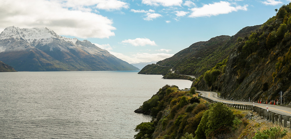 Jacks Point to Te Anau Highway 6