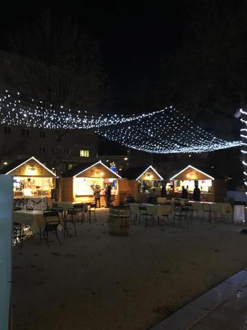Le marché de Noël de Valence