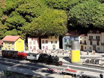 Parc des trains de l'Ardèche