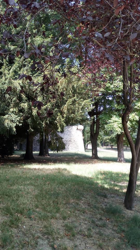 Parc du Château des Adhémar