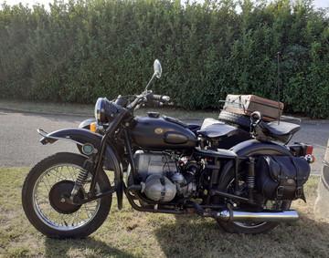 Rétrocampeurs à moto