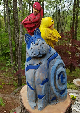 Chainsaw carving classes united states woodlot artisans