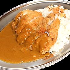 CHICKEN  KATSU  CURRY  チキンカツカレー