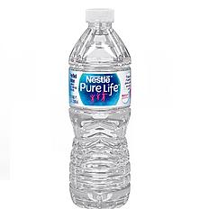 Bottled Water 水