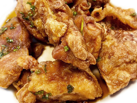 Sistah's Favorite Korean Chicken