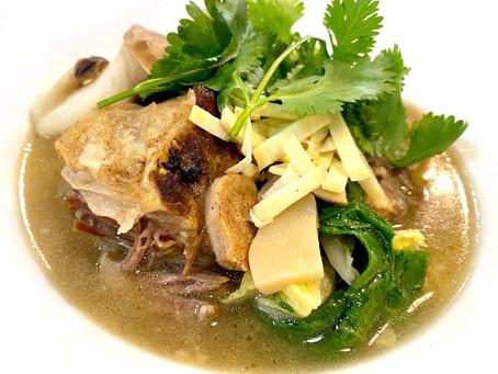 Ali'i Mushroom Oxtail Soup