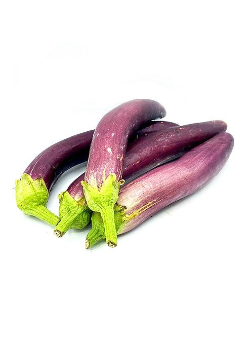 Long Eggplant - Big Island Grown (1 Pound)