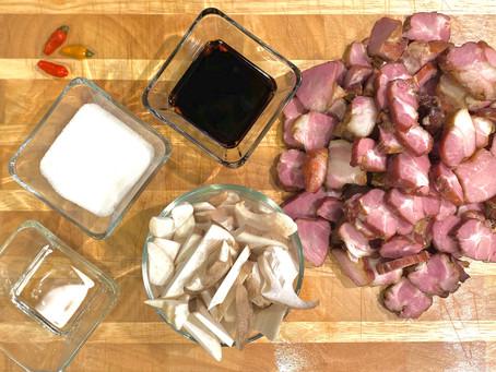 Ali'i Mushroom Smoke Meat