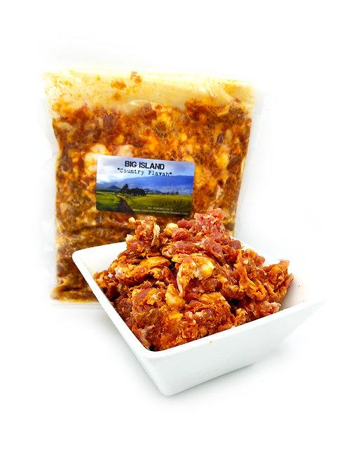 Portuguese Sausage Mix, Pork - Country Flavah (2 lb Bag)