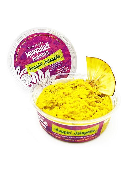 Hawaiian Hummus: Hoppin' Jalapeño - 'Ulu Mana (8 oz)