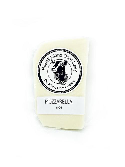 Goat Milk Mozzarella -  Hawai'i Island Goat Dairy (5 oz)