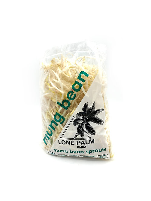 Mung Bean Sprouts - Lone Palm Farm (10 oz)