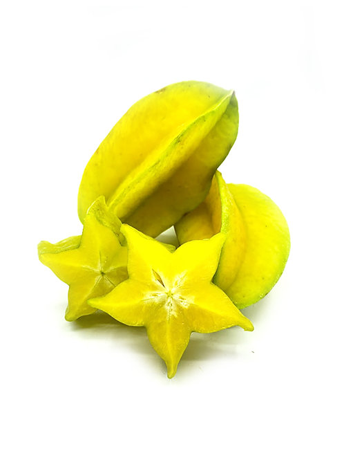 Star Fruit (Carambola) - O.K Farms (1 Pound)