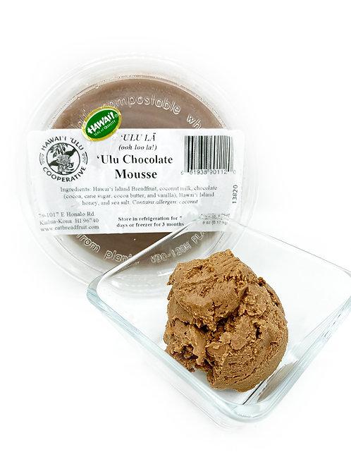 Chocolate 'Ulu Mousse - Hawai'i 'Ulu Cooperative (8 oz)