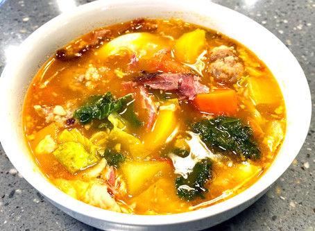 Country Flavah Farmhouse Soup