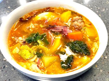 Country Flavah Farmhouse Soup