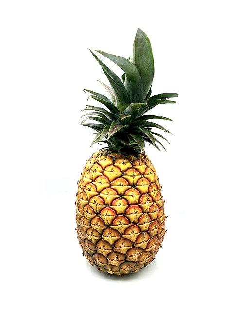 White Pineapple - Niuli'i Mauka Farm (1 Whole Fruit)