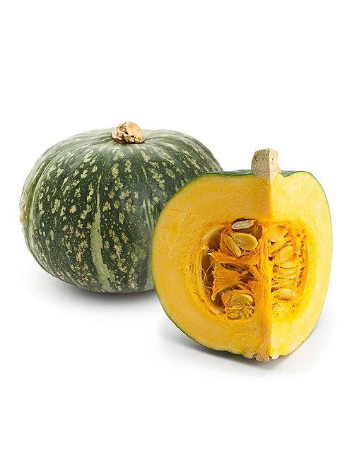 Kabocha Pumpkin - Ka'ili Mali'e Farms (1 Whole Pumpkin)