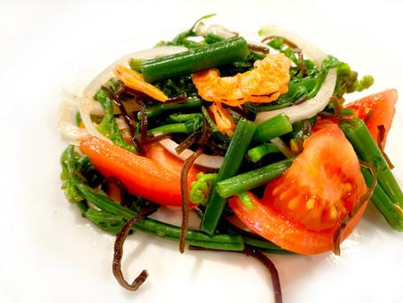Waipi'o Hō'io Salad