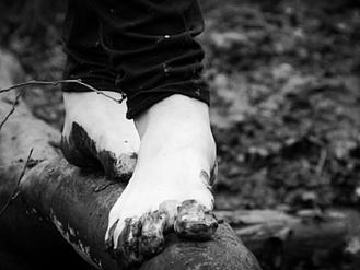 The Purpose of Walking Barefoot