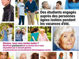 Yvelines Etudiants Séniors