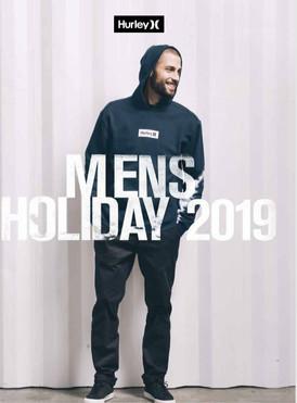 【Hurley ハーレー / Mens / Holiday2019】情報