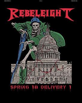 【Rebel8 / Spring18】情報
