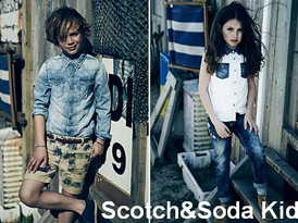【Scotch and Soda スコッチ&ソーダ / Kids SS18】情報