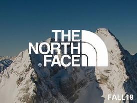 【The North Face / Fall18】情報