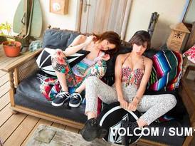 【Volcom ボルコム / 人気ボード系ブランド / Summer18】情報