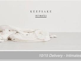 【KEEPSAKE / 10.15Delivery】情報 R'
