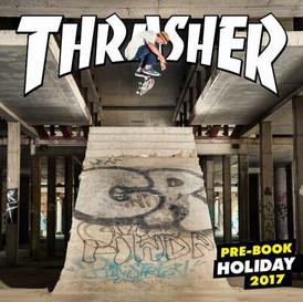 【Thrasher / スケートボード系 / Holiday2017】情報 J'