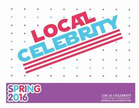 【Local Celebrity / SS16 】情報 R'