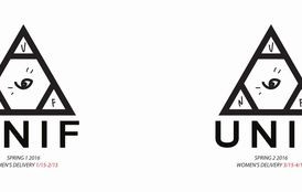 【UNIF / Spring2016 】情報 R'