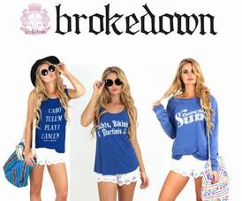 【BrokeDown / Womens / SS16】情報 R'