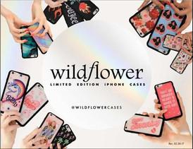 【Wildflower / iphone case / メーカー即納在庫】情報