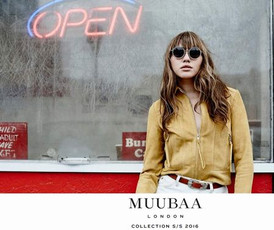 【MUUBAA / ロンドン / レザー / SS16】情報 R'