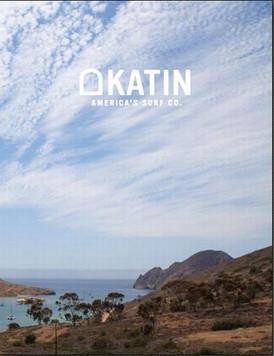 【KATIN ケイティン / 西海岸系サーフブランド / SS17】情報
