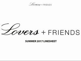 【LOVERS + FRIENDS / Summer17】情報 R'