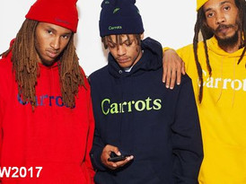 【Carrots キャロッツBy Anwar Carrots / ストリート系 / FW17】情報