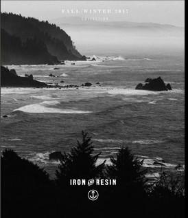 【Iron & Resin(アイロン&レージン) / サーフ系ブランド / FW17】情報