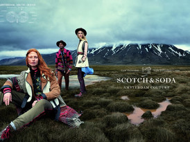 【Scotch & Soda  / FW18】情報