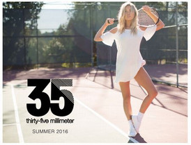 【35mm / LA発人気カジュアル / Summer16】情報 R'